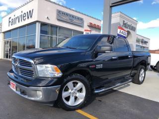 Used 2014 RAM 1500 SLT.Diesel.. Navi   Sunroof   20Tires for sale in Burlington, ON