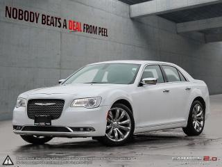 Used 2018 Chrysler 300 Limited Premium*Panoroof*NAV*Lux Leather*Executive for sale in Mississauga, ON