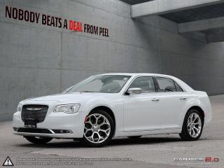 Used 2018 Chrysler 300 C Platinum*Hemi*Panoroof*Quilted Leather*Executive for sale in Mississauga, ON