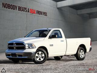 Used 2017 RAM 1500 SLT* 8 Bed*Long Box*Bluetooth*Sirius*Clean*COM for sale in Mississauga, ON