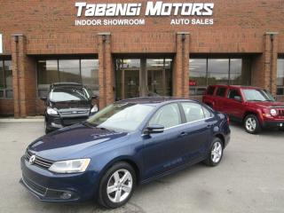 Used 2011 Volkswagen Jetta TDI | COMFORTLINE | NO ACCIDENT | LOW KM! for sale in Mississauga, ON
