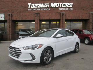 Used 2017 Hyundai Elantra NO ACCIDENT | HEATED SEATS & STEERING WHEEL | BACK UP CAMERA for sale in Mississauga, ON