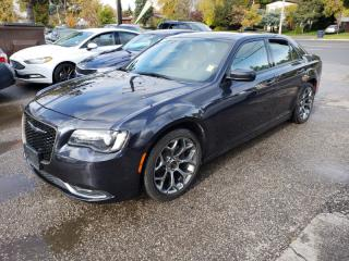 Used 2017 Chrysler 300 4DR SDN 300S RWD for sale in Toronto, ON