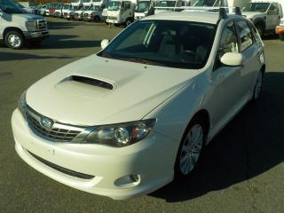 Used 2008 Subaru Impreza WRX Manual for sale in Burnaby, BC
