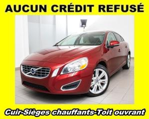 Used 2012 Volvo S60 T5 Sièges Ch for sale in St-Jérôme, QC