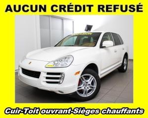 Used 2010 Porsche Cayenne Awd T.ouvrant Sièges for sale in St-Jérôme, QC