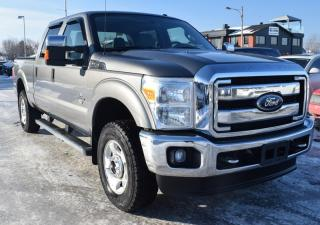 Used 2011 Ford F-250 Super Duty Awd for sale in St-Constant, QC