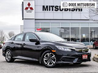 Used 2018 Honda Civic LX| HEATED SEATS| CRUISE| BLUETOOTH| BACK UP CAM for sale in Mississauga, ON