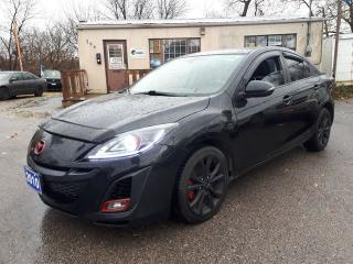 Used 2010 Mazda MAZDA3 GT,Low kms! for sale in Oshawa, ON