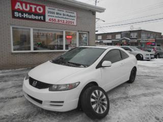 Used 2009 Honda Civic COUPÉ EX-L CUIR for sale in St-Hubert, QC