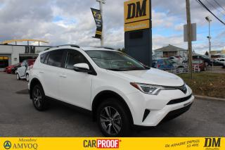 Used 2018 Toyota RAV4 Le Awd Pre-Collision for sale in Salaberry-de-Valleyfield, QC