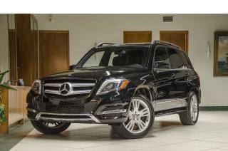 Used 2015 Mercedes-Benz GLK-Class Diesel Nav Back Up for sale in Montréal, QC