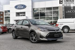 Used 2018 Toyota Corolla SE CVT - BACK UP CAMERA - SUNROOF - POWER WINDOWS - POWER LOCK for sale in Ottawa, ON