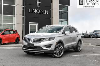 Used 2016 Lincoln MKC RESERVE - BLUETOOTH - HEATED/COOLED SEATS - AWD for sale in Ottawa, ON