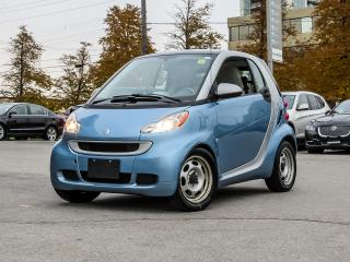 Used 2011 Smart fortwo HEATED SEATS/AUTO for sale in Scarborough, ON