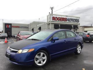 Used 2007 Honda Civic EX - 5SPD - SUNROOF for sale in Oakville, ON