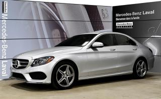 Used 2015 Mercedes-Benz C 300 Awd Sedan Cert. A for sale in Laval, QC