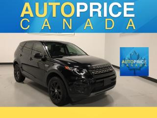 Used 2016 Land Rover Discovery Sport SE NAVIGATION|PANOROOF|LEATHER for sale in Mississauga, ON