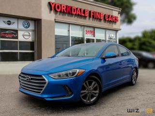 Used 2017 Hyundai Elantra GL Camera. Blind Spot Assist. Heated seats / steering. Non rental for sale in Toronto, ON