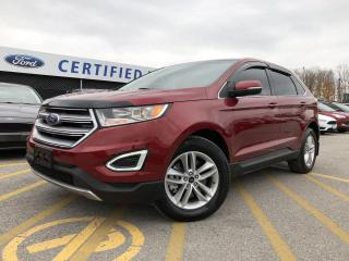 Used 2018 Ford Edge SEL AWD|NAVIGATION|PANORAMIC ROOF|REMOTE START for sale in Barrie, ON