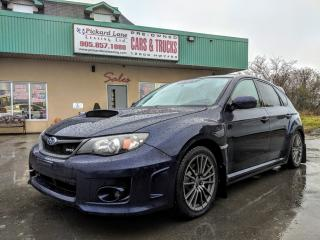Used 2011 Subaru Impreza WRX TURBO!! 5 SPEED!! BLUETOOTH!! HEATED SEATS!! for sale in Bolton, ON