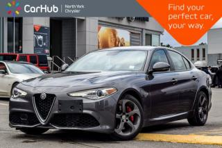 Used 2017 Alfa Romeo Giulia AWD|Keyless_Entry|Bluetooth|Pwr.Options|GPS for sale in Thornhill, ON