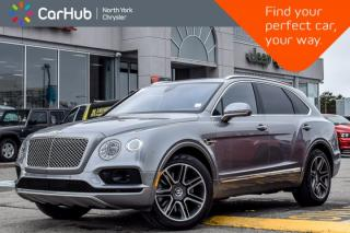 Used 2018 Bentley Bentayga Onyx Edition AWD|7-Seat Specification|Pano_Sunroof|21
