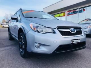 Used 2015 Subaru XV Crosstrek Ltd Package Tech for sale in Lévis, QC