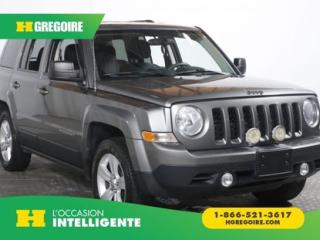 Used 2012 Jeep Patriot NORTH 4X4 A/C GR for sale in St-Léonard, QC