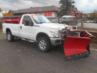 Used 2015 Ford F-250 SD XLT for sale in Peterborough, ON