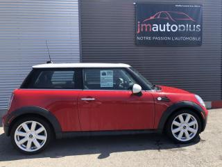 Used 2009 MINI Cooper Coupé 2 portes Classic for sale in Québec, QC