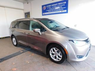 Used 2017 Chrysler Pacifica Touring-L Plus LEATHER NAVI SUNROOF for sale in Listowel, ON