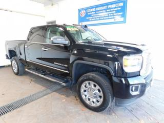 Used 2017 GMC Sierra 2500 HD Denali LEATHER SUNROOF *DIESEL* for sale in Listowel, ON