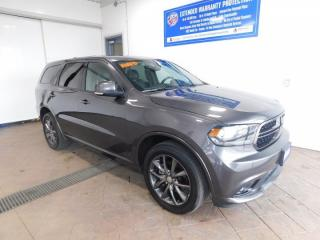 Used 2018 Dodge Durango GT LEATHER SUNROOF for sale in Listowel, ON