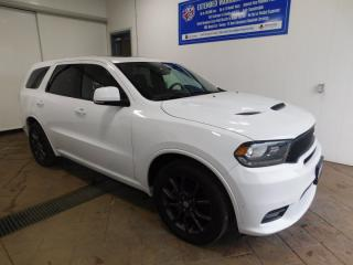 Used 2018 Dodge Durango R/T LEATHER NAVI SUNROOF for sale in Listowel, ON