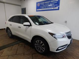 Used 2014 Acura MDX Nav Pkg LEATHER NAVI SUNROOF for sale in Listowel, ON