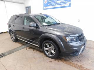 Used 2018 Dodge Journey Crossroad LEATHER for sale in Listowel, ON