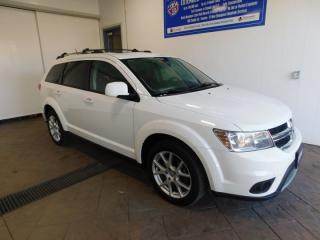 Used 2016 Dodge Journey Limited for sale in Listowel, ON