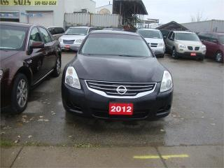 Used 2012 Nissan Altima 2.5 S for sale in London, ON