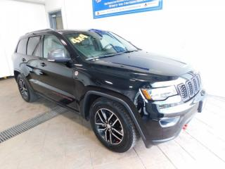 Used 2018 Jeep Grand Cherokee Trailhawk NAVI SUNROOF for sale in Listowel, ON