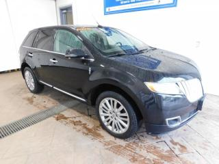 Used 2014 Lincoln MKX AWD LEATHER NAVI SUNROOF for sale in Listowel, ON