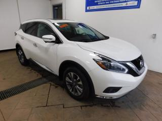 Used 2018 Nissan Murano SL AWD LEATHER NAVI SUNROOF for sale in Listowel, ON