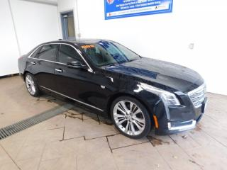 Used 2017 Cadillac CT6 Sedan Platinum AWD for sale in Listowel, ON