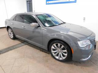 Used 2018 Chrysler 300 300 Limited LEATHER NAVI SUNROOF for sale in Listowel, ON