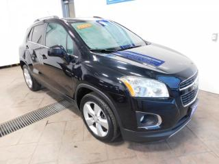 Used 2014 Chevrolet Trax LTZ for sale in Listowel, ON