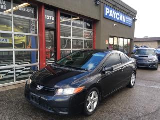 Used 2006 Honda Civic Cpe EX for sale in Kitchener, ON