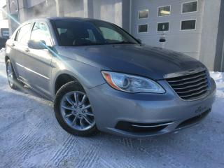 Used 2013 Chrysler 200 LX A/C VITRES ELECTRIQUES CRUISE CONTRO for sale in St-Malachie, QC