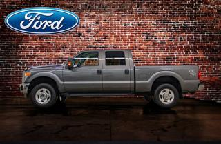 Used 2012 Ford F-250 4x4 Crew Cab XLT for sale in Red Deer, AB