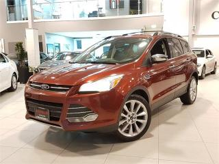 Used 2014 Ford Escape SE-NAVIGATION-REAR CAM-SPORT INTERIOR-ONLY 66KM for sale in Toronto, ON
