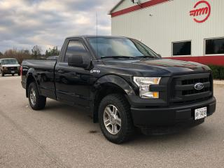 Used 2016 Ford F-150 XL for sale in Tillsonburg, ON